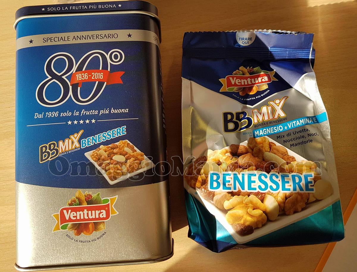 latta Ventura frutta secca di Veronica