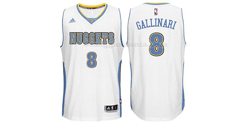 maglia Danilo Gallinari Denver Nuggets