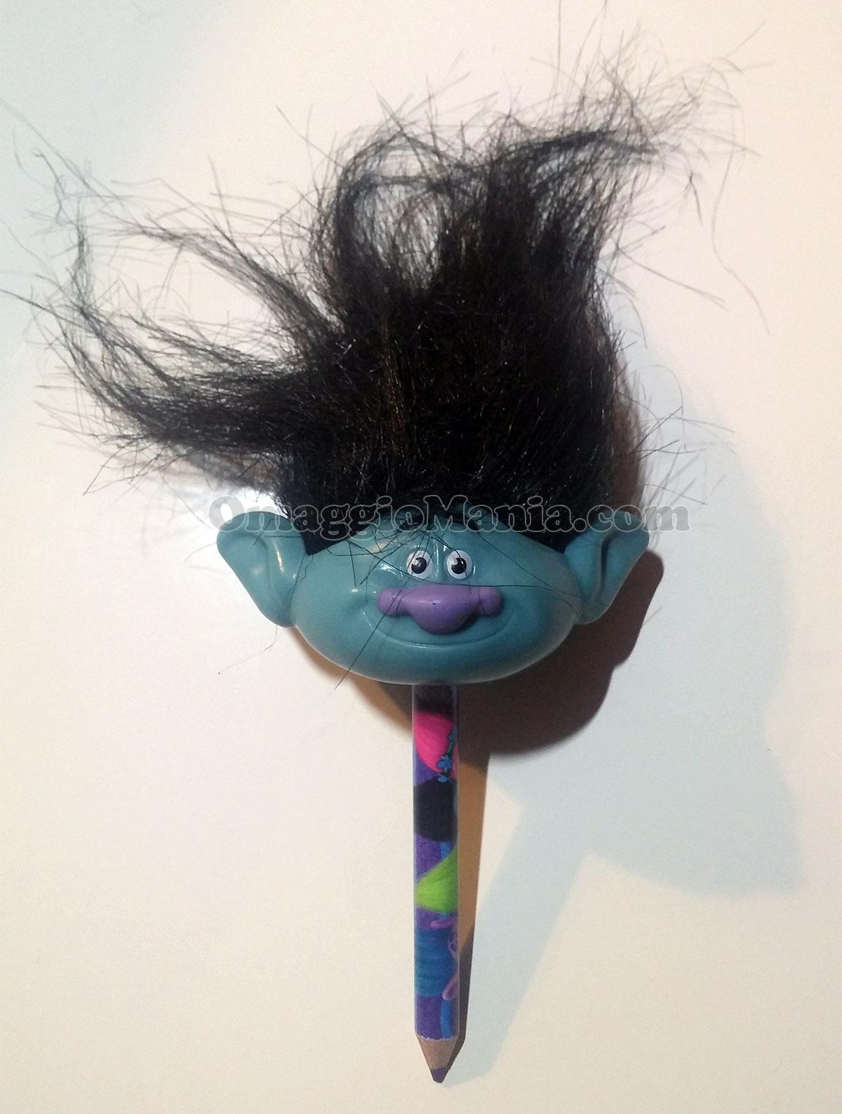matita Trolls di Valentina