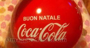 pallina di Natale Coca Cola 1