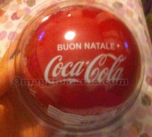 pallina di Natale Coca Cola 5