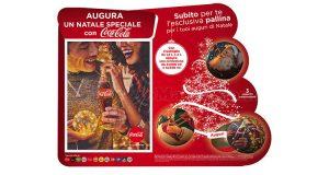 palline di Natale Coca Cola omaggio