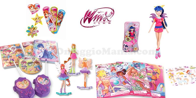 prodotti Winx Club