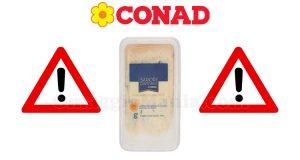 richiamo Conad gorgonzola dolce