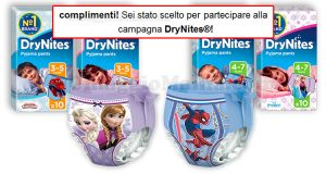 selezione tester Drynites The Insiders