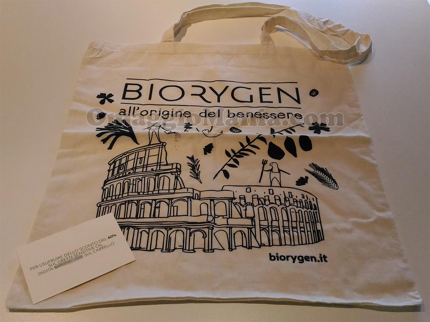 shopper Biorygen di Isabella