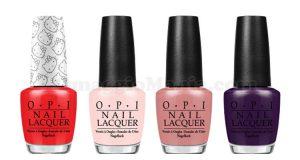 smalti O.P.I. Nail Lacquer