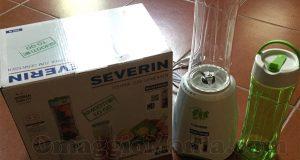 smoothie Mix&Go Severin con Loacker di Ginevra