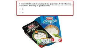 sondaggio gorgonzola IGOR su TRND