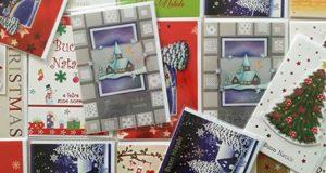 vinci bigliettini natalizi con Lidl