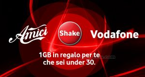 1GB in regalo da Vodafone per Under30