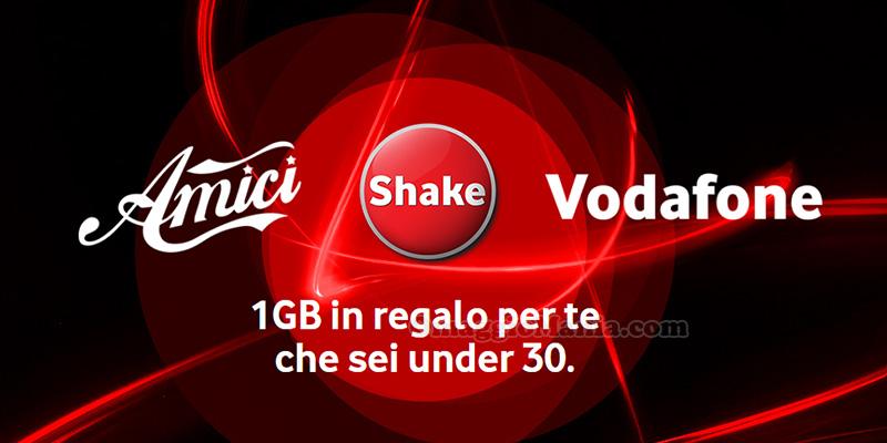 1GB in regalo da Vodafone per Under30