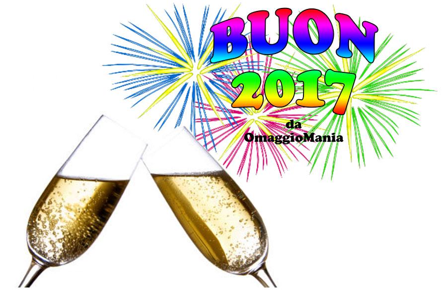 Buon 2017 da OmaggioMania