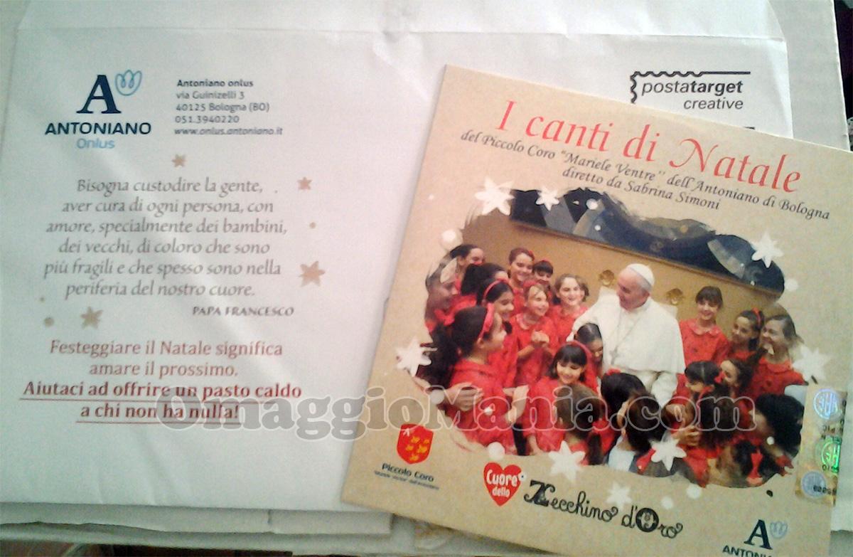 Canzoni Di Natale Zecchino D Oro.Cd I Canti Di Natale Gratis Omaggiomania