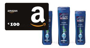 Con Clear vinci buoni regalo Amazon.it