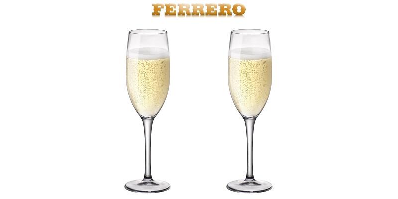 flute Bormioli Ferrero