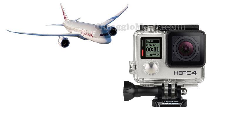 Gioco delle destinazioni Qatar Airways