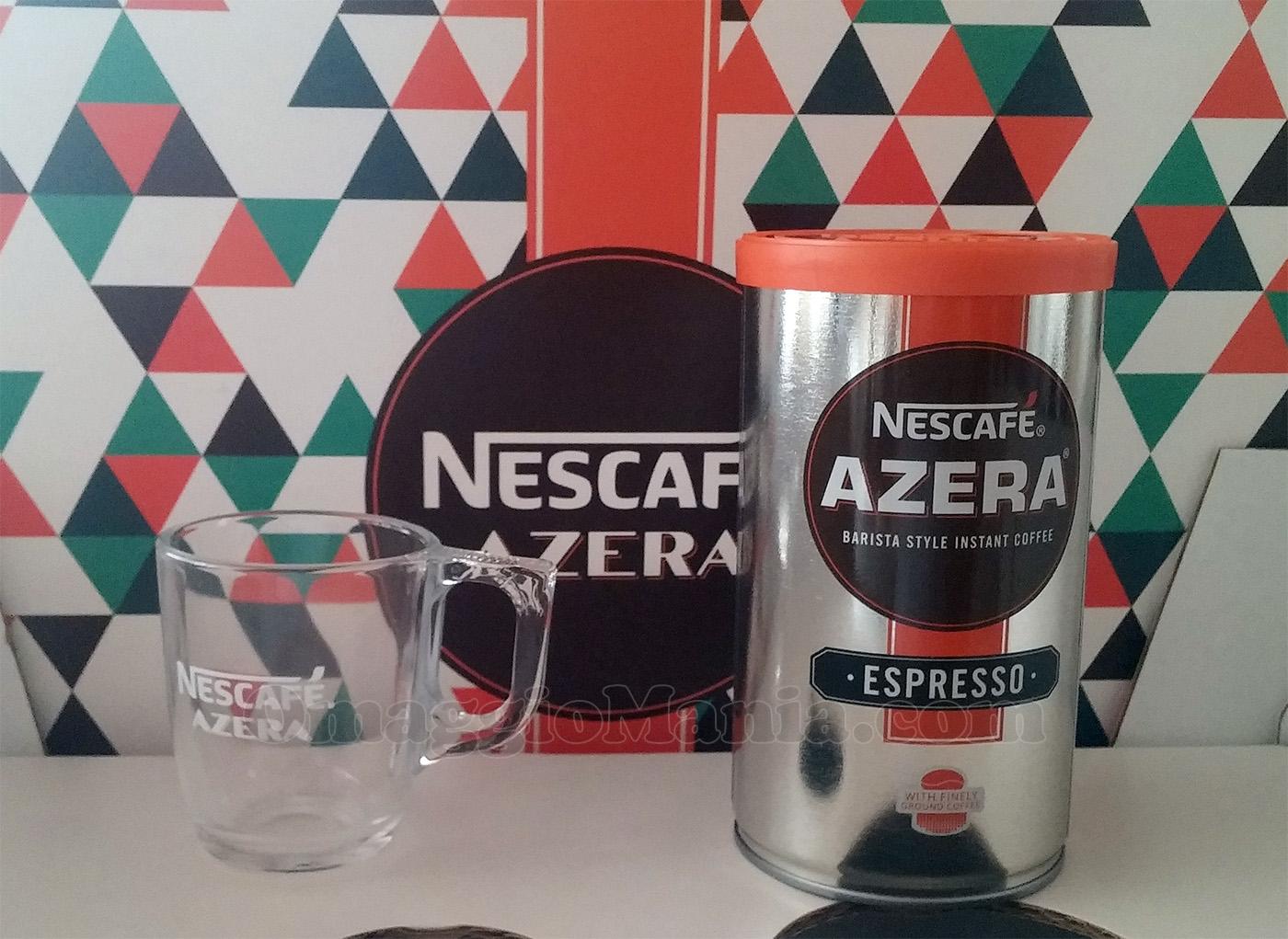 Nescafé Azera Wake Up Box di Roberta