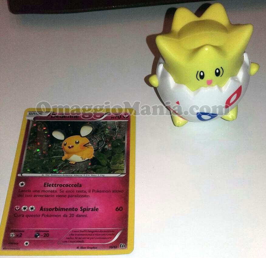 Pokémon da McDonald's di Sabry77