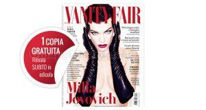 Vanity Fair 50 coupon omaggio