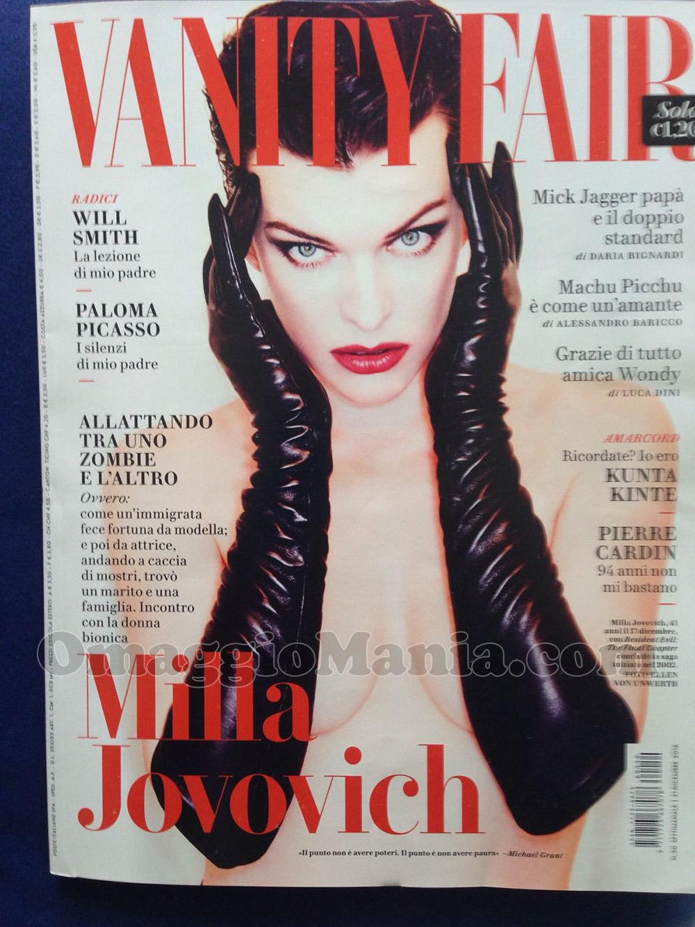 Vanity Fair 50 di Fede