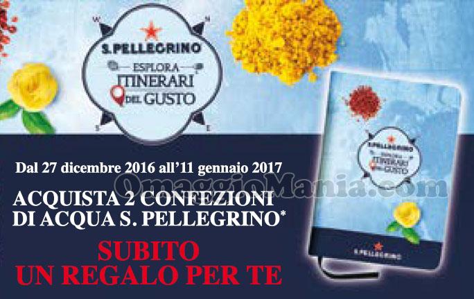 agenda S.Pellegrino 2017 omaggio