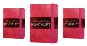 agendina 2017 in pelle L'Oréal Revitalift