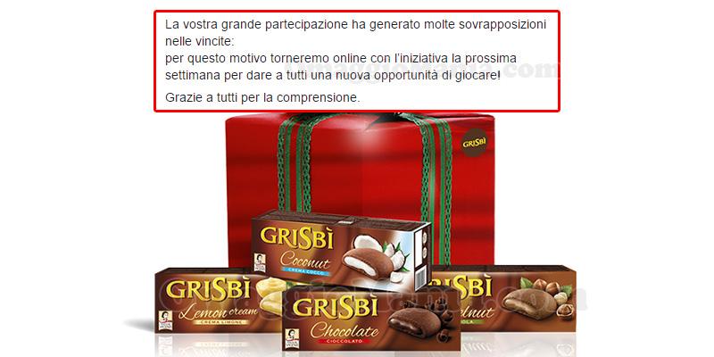 aggiornamento Grisbì XMas Edition