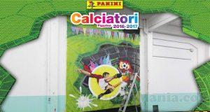 album Calciatori Panini 2016-2017 anteprima