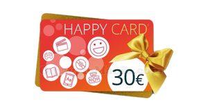 buono IBS Happy Card 30 euro