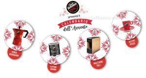 calendario Avvento 2016 Caffè Vergnano