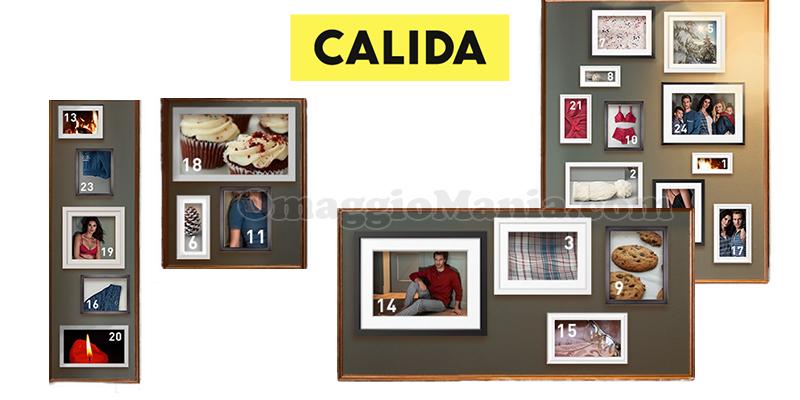 calendario Avvento 2016 Calida