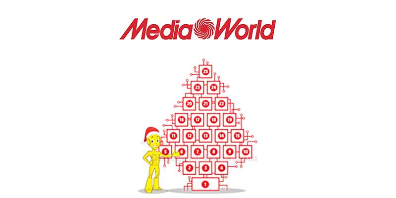 calendario Avvento MediaWorld 2016