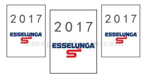 calendario Esselunga 2017