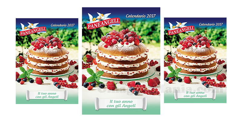 calendario Paneangeli 2017 gratis