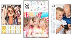 calendario Sei più Sei Fotoservice