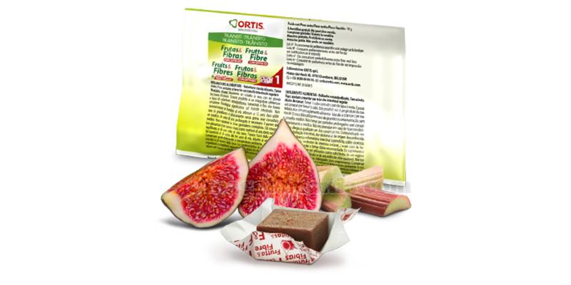 campione omaggio Frutta e Fibre