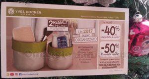 cartolina Yves Rocher Natale 2016 e gennaio 2017 di Sabry77