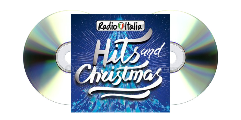 compilation Radio Italia Hits and Christmas 2016