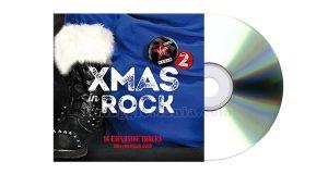 compilation Virgin Radio Xmas in Rock 2