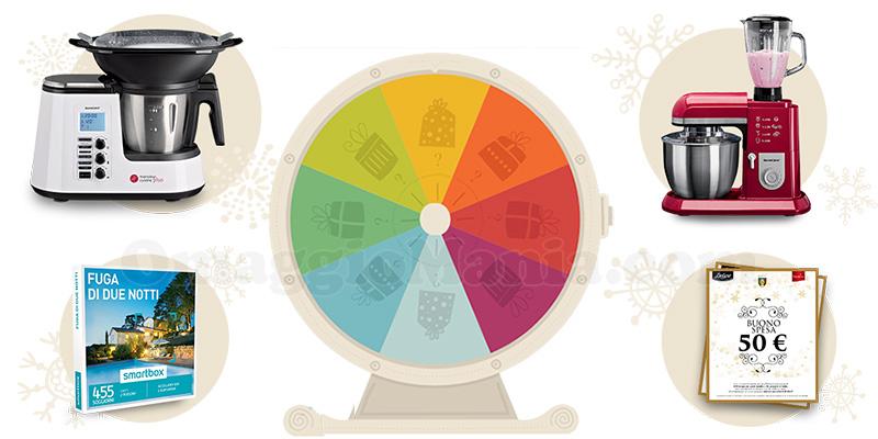 concorso LIDL Gira la ruota del Natale