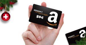 concorso Swiss Christmas Helvetia buono Amazon 50€