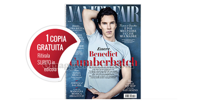coupon omaggio Vanity Fair 48