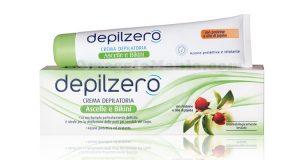 crema depilatoria Ascelle e Bikini Depilzero