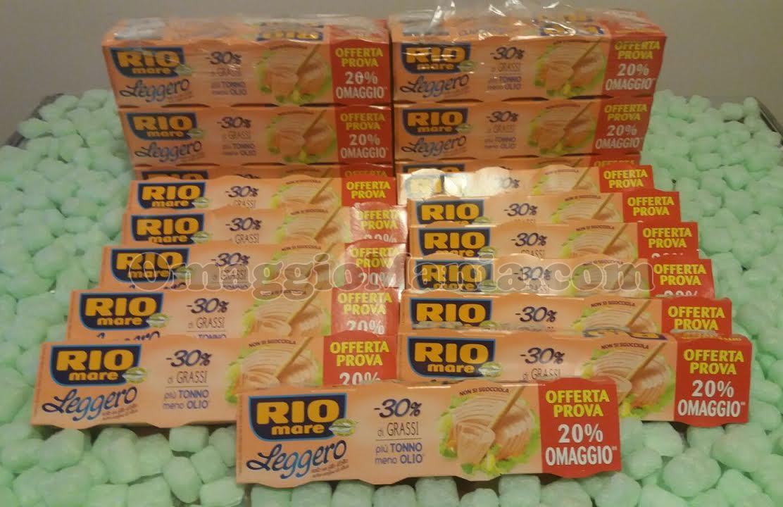 fornitura Rio Mare Leggero di Candy