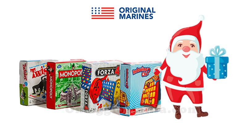 gioco di società in regalo da Original Marines