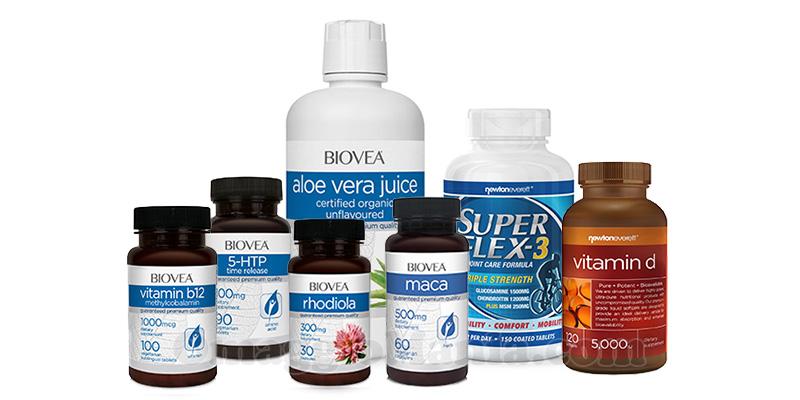 kit Biovea prodotti più venduti del 2016