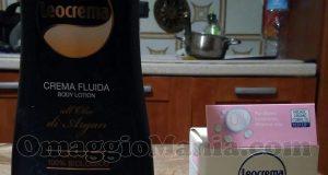 kit Leocrema ricevuto da Renzo