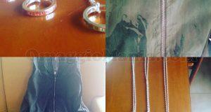 kit anelli e giacche Lesara di Lorenza