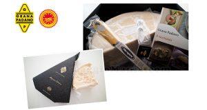 kit di prodotti Grana Padano